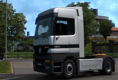 Mercedes Actros MP1 Update Fix bug + add new sound 1.39