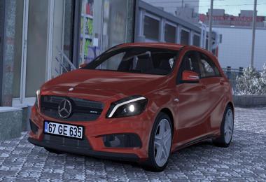 Mercedes-Benz A45 V1R50 1.39