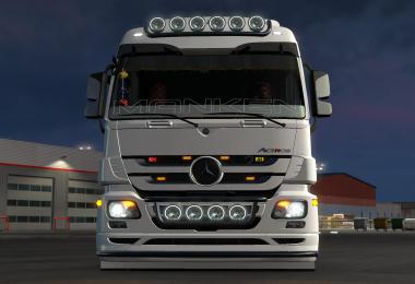 Mercedes Benz Actros Edit 1.39.x