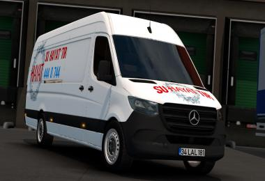 Mercedes-Benz Sprinter 2021 V1R50 1.39