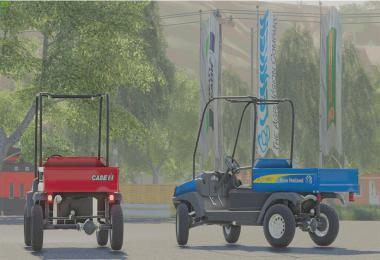 New Holland 120 Car v1.0.0.0