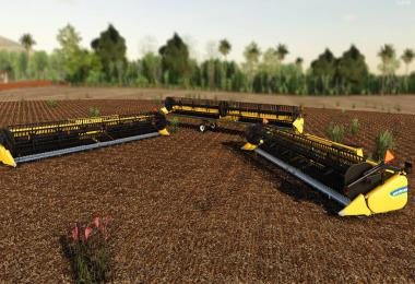 New Holland / Case IH Drapper v1.0.0.0