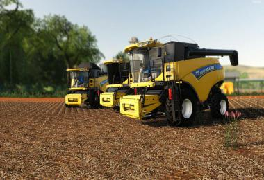 New Holland CR EVO Series v1.0.0.0