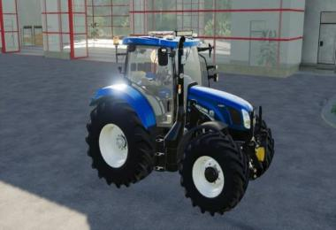 New Holland T6 2012 v1.0.0.0