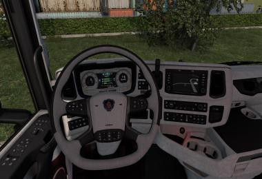 NEW INTERIOR SCANIA S 1.39