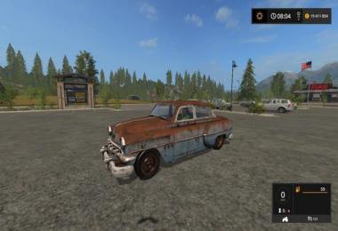 Old rusty car v1.0.0.0