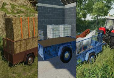One Axle Trailer v2.0.0.0