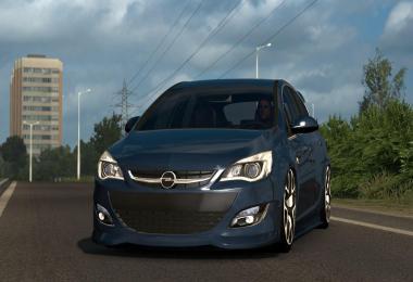Opel Astra J V1R50 1.39