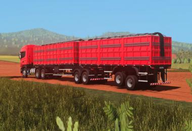 Randon Bitrem Short Bulk Carrier Randon Line R v1.0.1.0