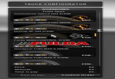 Real Tires Mod v3.1 1.36 - 1.39