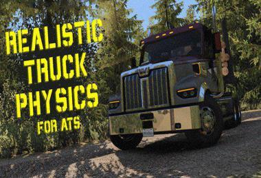 Realistic Truck Physics Mod v3.0