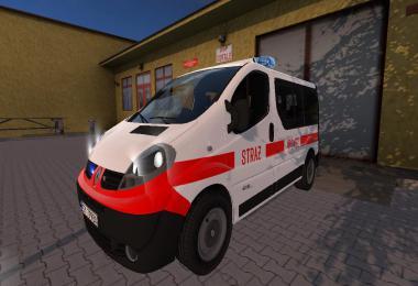 Renault Trafic SLKw JRG 1 BYTOM v2.0