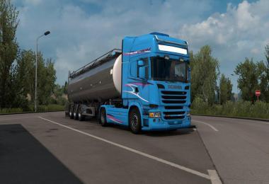 Scania DC13 engine sound mod v3.0 1.39