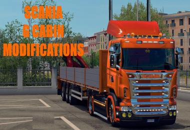 Scania G Modifications v1.4 by Sogard3 1.39