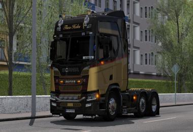 Scania Next Gen L6 Sound Mod 1.39