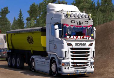 Scania R Custom + Lux Interior 1.39