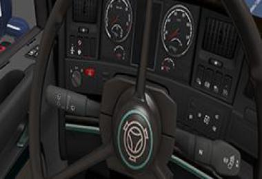 Scania RJL interior 1.38-1.39