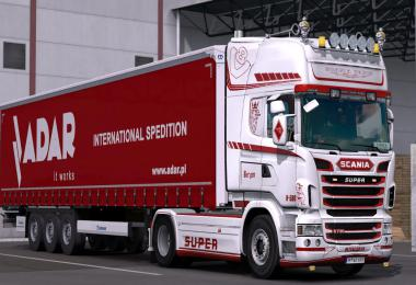 SCANIA V8 CRACKLE SOUND v1.0 1.39