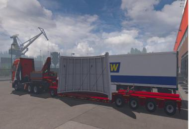 SCS Low Loader Trailer Addons 1.39