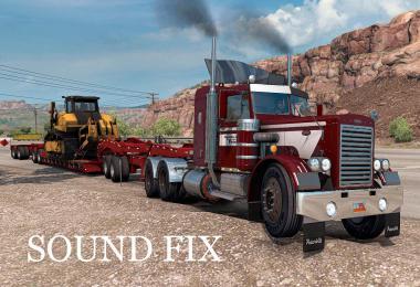 Sound fix for Peterbilt 281-351 mTG v1.2
