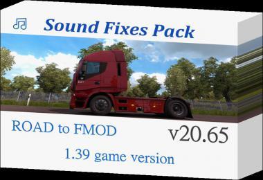 Sound Fixes Pack v20.65 1.39