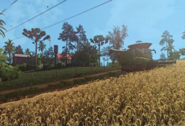 South Brazilian Map v1.0.1.0