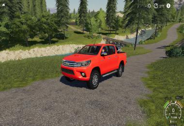 Toyota Hilux 2016 AdigeMods v1.0.0.0