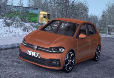 Volkswagen Polo 7R V1R50 1.39