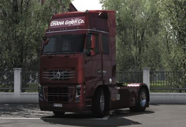 Volvo FH 2009 by Pendragon v22.00 ETS2 1.39