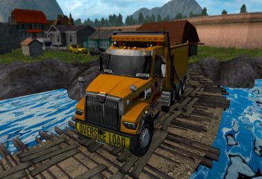 Westernstar 49x cargo truck 1.39