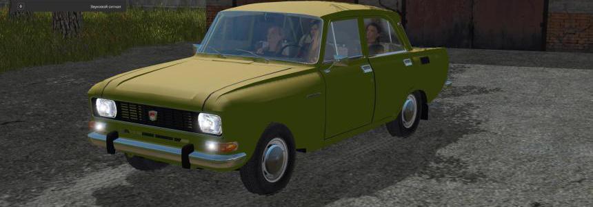 AZLK 2140 Moskvich v1.0