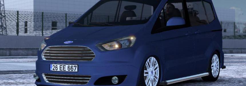 Ford Tourneo Courier V1R50 1.39