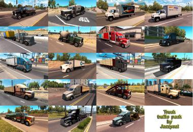 Truck Traffic Pack by Jazzycat v2.7.1