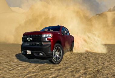 Chevrolet Silverado Trail Boss 2019 v1.0.0.0