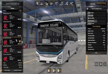 [ATS] IVECO EVADYS Mega Engine Pack 1.39.x