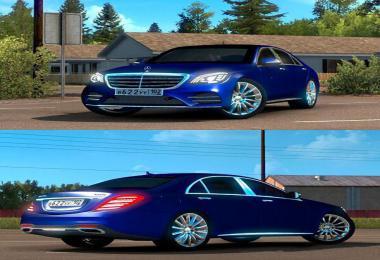 [ATS] Mercedes-Benz S400D v3.0 1.39.x