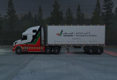 [ATS] The Emirates Trailer Pack v2.0 1.39.x