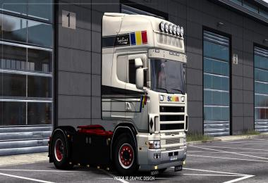 Great Union Day RJL's Scania R4 Skin v1.0