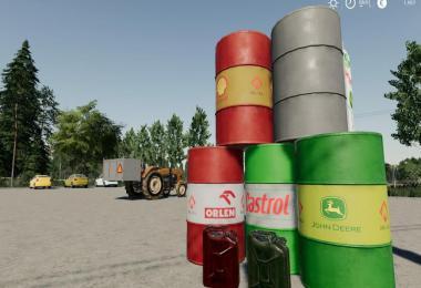 Diesel Barrel Mod PL v1.0.0.0