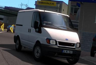 Ford Transit MK6 V1R50 1.39
