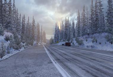Frosty Winter Weather Mod v3.0