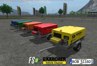 FS17 Kaercher Mobile HPW By BOB51160 v2.0.0.0