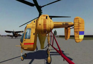 FS19 KA-26 PUBLIC BETA WORKING SPRAY v1.1