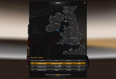 Irish Sea Ferries for ProMods v2.51