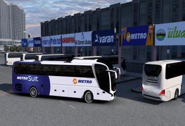 Istanbul Esenler Bus Station 1.39