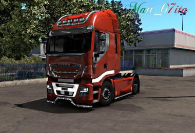 Iveco Hi-Way Chrome Edit v1.0