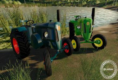 Lanz D6016 made by ls_oldtimer v0.9.0
