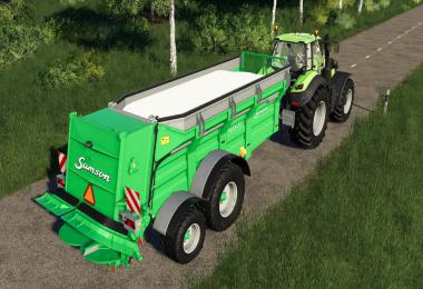 Lime To Manure Spreader v1.0.0.0
