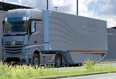 MB AeroDynamic Trailer v1.2 1.39.x