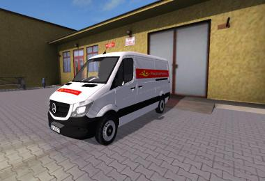 Mercedes Benz Sprinter DHL v2.0